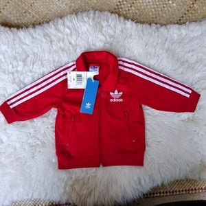⚡ NWT Adidas TREFOIL  Track Jacket Gender Neutral